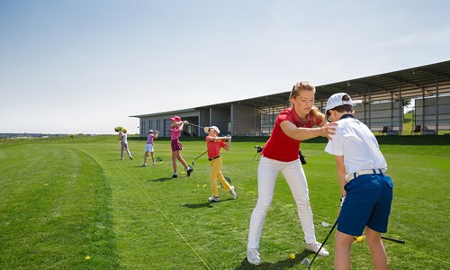 ASQ Level 2 Certificate in Coaching Golf