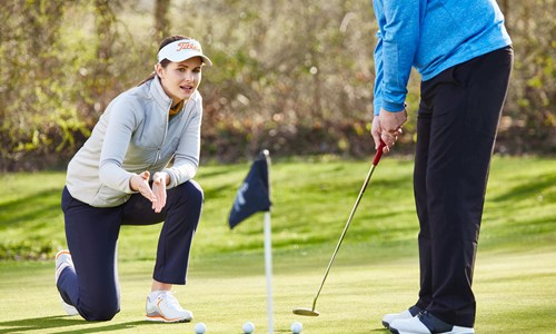 ASQ Level 3 Certificate in Coaching Golf