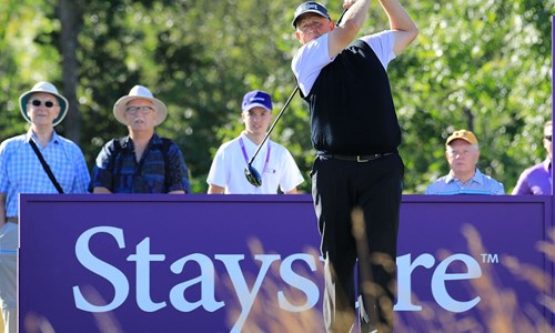 Montgomerie lines up Staysure PGA Seniors Championship return
