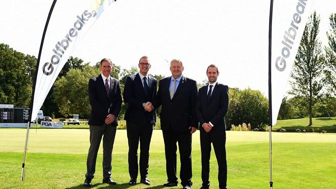 Golfbreaks - Exclusive travel partner for The PGA