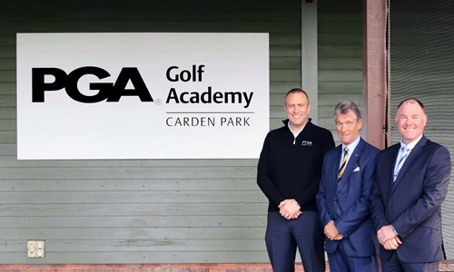 Carden Park gets The PGA's world renowned seal of approval