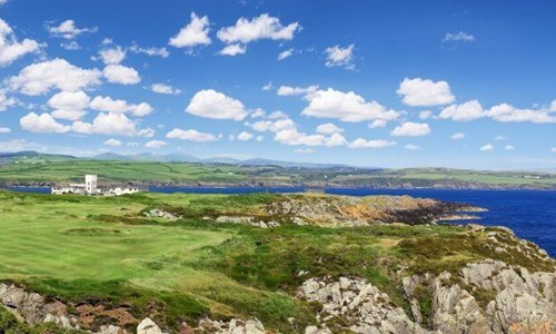 Golf returns to the Isle of Man at Castletown Links