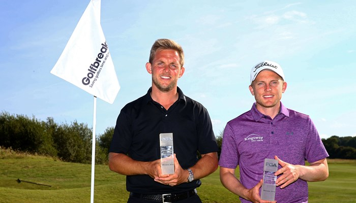 Watts and Winer claim PGA Fourball Championship title