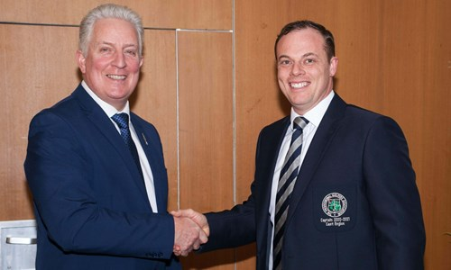 Fitton's commitment rewarded with PGA East region captaincy