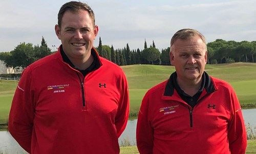 Buckinghamshire duo put the Colour into Coaching
