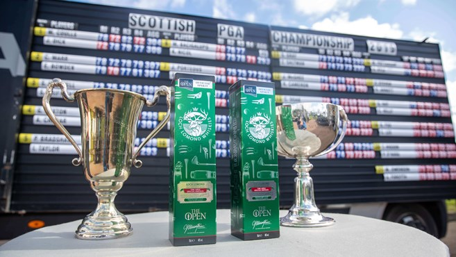 Double title sponsorship boost for 2020 Tartan Tour