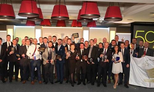 PGA Professionals chasing prestigious 59club awards
