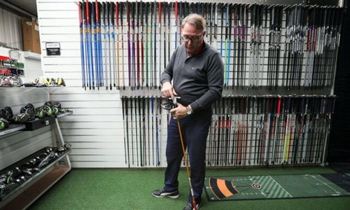 MacNiven brings Golf Principles to Brokenhurst Manor