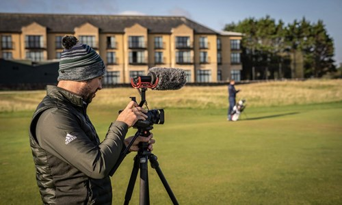 YouTube star launches Finch Golf Media