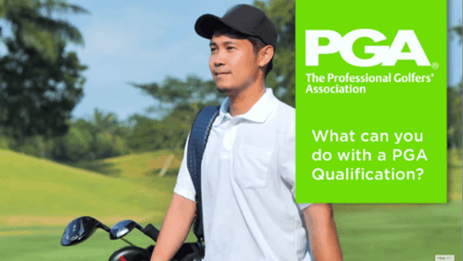 The PGA launches campaign to recruit the next generation of PGA Professionals