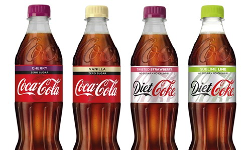 The PGA enters new partnership with Coca-Cola European Partners