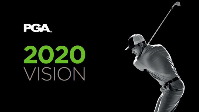 PGA launches 2020 Vision to help Members specialise and bring golf business together