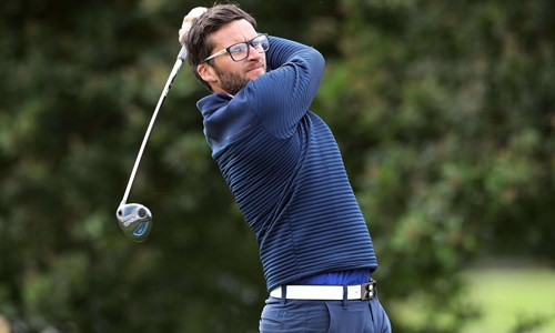 Six share the lead in Conor O'Dwyer Pro-Am
