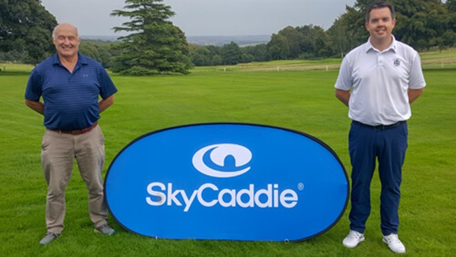 Vale of Llangollen pair head for SkyCaddie PGA Pro-Captain Challenge final via Humber bridge detour