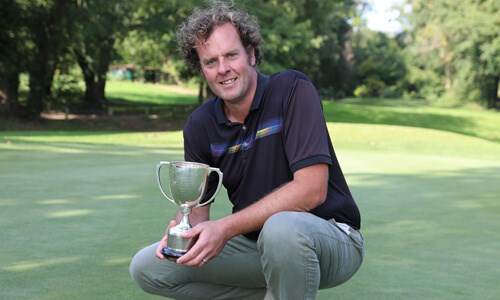 Dykes erases memory of near miss in Asbri Welsh National PGA Championship