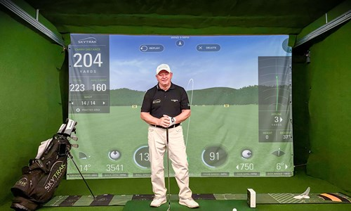 Woosnam to represent SkyTrak on Tour