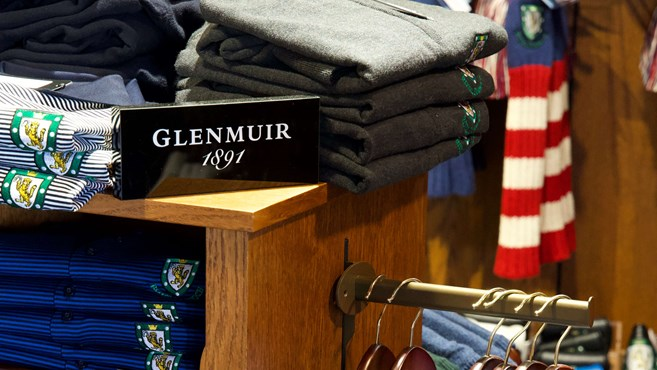 Glenmuir launches #ShopSmall campaign to support pro shops