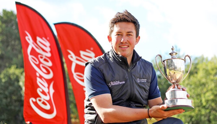 Bullen savours taste of victory in Coca Cola PGA Assistants' Championship