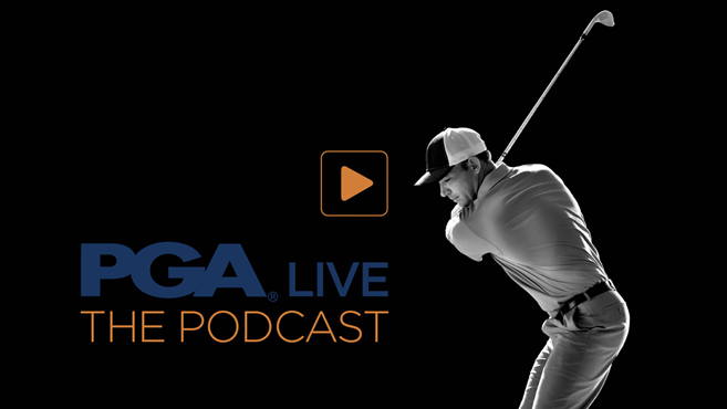 A new podcast service for PGA Members and the golf industry