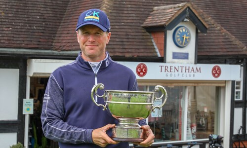 Ford hits top gear in winning the PGA Professional Championship