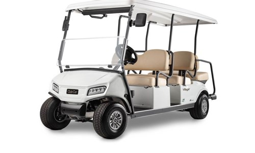 Club Car launches new villager model
