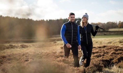 Natural and sustainable performance in Glenmuir's Autumn Winter 2021 collection