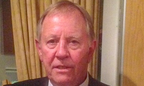 PGA in Northamptonshire mourns Les Cantrell, a loyal supporter and friend