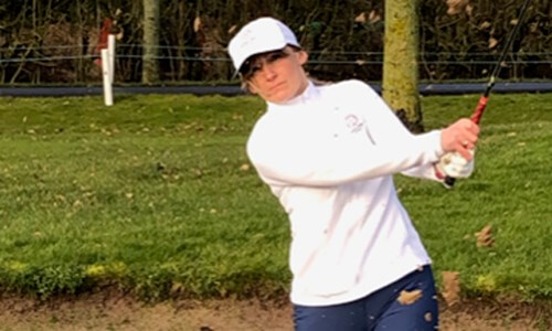 Lysa Jones to represent golf on UK Sport leadership programme