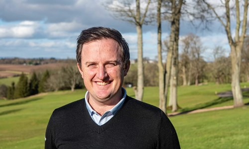 Lutton joins Murrayshall as Head of Golf