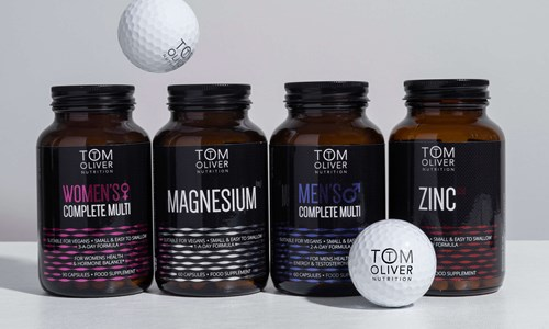The PGA enters new wellness partnership with Tom Oliver Nutrition