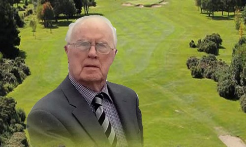 Wesley Pappin – a stalwart of the PGA in Ireland