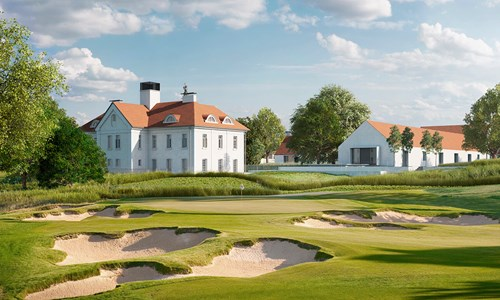 PGA National Czech Republic is a trailblazer in environmentally sustainable golf